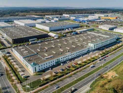Průmyslové nemovitosti Plzeň, 301 00 - Panattoni Park Pilsen City - 6