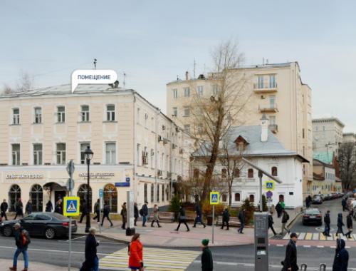 Торговая недвижимость Москва,  - Бол. Никитская ул. 16 - 8