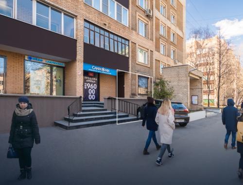 Торговая недвижимость Москва,  - Богословский пер. 5 - 77