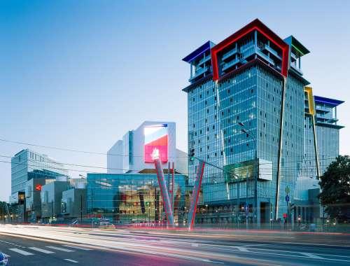 Торговая недвижимость Москва,  - Кунцево Плаза - 09