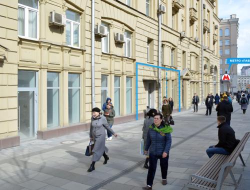 Торговая недвижимость Москва,  - Валовая ул. 2-4/44 стр. 1 - 06