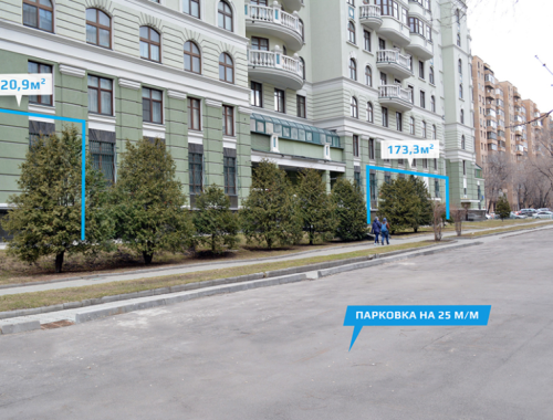 Торговая недвижимость Москва,  - Краснопролетарская ул. 7 - 5