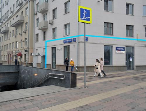 Торговая недвижимость Москва,  - Новослободская ул. 73/68 стр.5 - 6