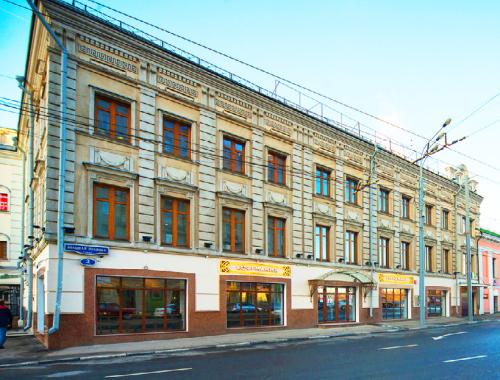 Офисная недвижимость Москва,  - Бол. Полянка ул. 2 стр. 2 - 2