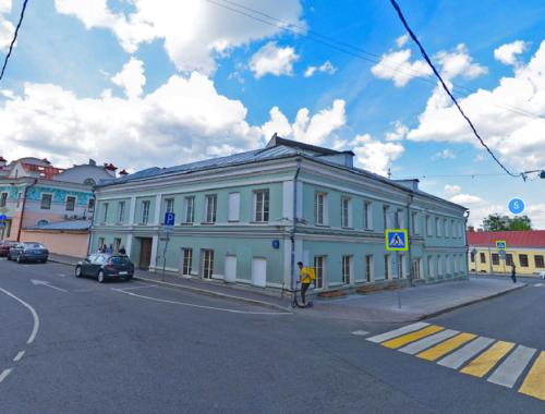 Офисная недвижимость Москва,  - Гончарная ул. 17 - 8