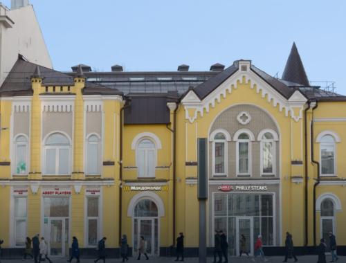 Торговая недвижимость Москва,  - Новый Арбат ул. 5 - 0
