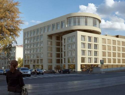 Офисная недвижимость Москва,  - Балчуг Резиденс - 8