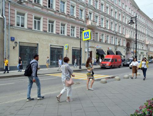 Торговая недвижимость Москва,  - Мясницкая ул. 17/1 - 833