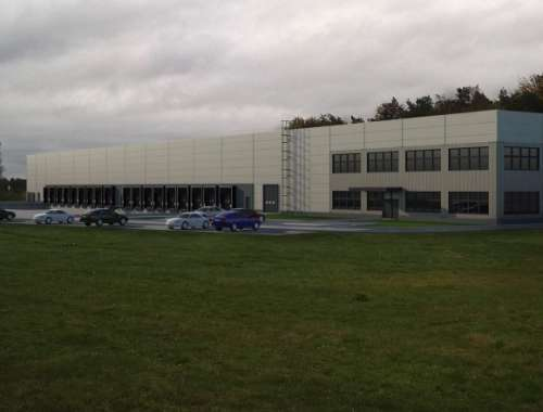 Průmyslové nemovitosti Steblova, 533 45 - Industrial Park Pardubice - Stéblová - 0