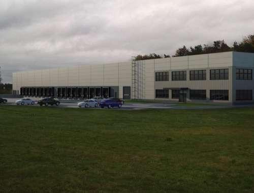 Industrial and logistics Steblova, 533 45 - Industrial Park Pardubice - Stéblová - 0