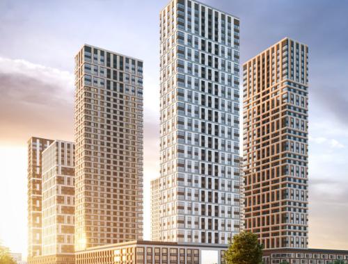 Торговая недвижимость Москва,  - Level Амурская ЖК - 7