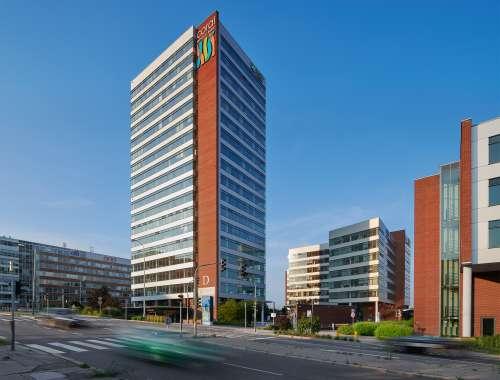 Kanceláře Praha, 158 00 - Coral Office Park - D - 8