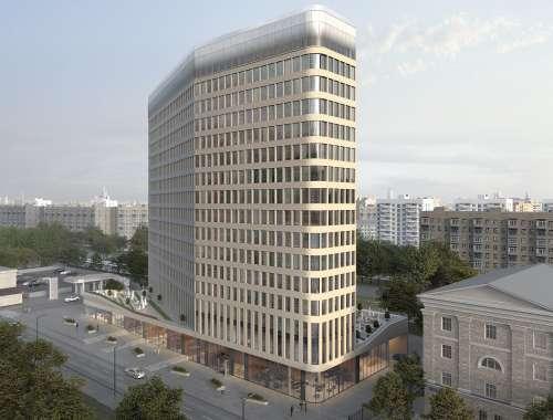 Офисная недвижимость Москва, 125040 - Stone Plaza - 4