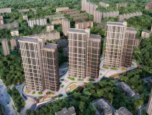 Торговая недвижимость Москва,  - Фестиваль Парк ЖК - 3