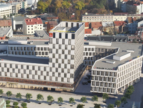 Offices Hradec kralove, 500 02 - Rieger Plaza - Building B - 85
