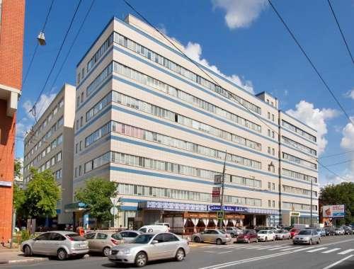 Офисная недвижимость Москва,  - Бакунинский - 9