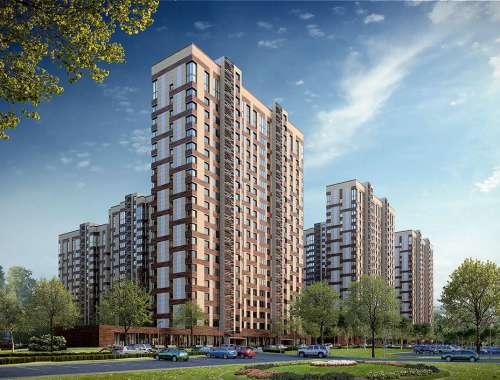 Торговая недвижимость Москва,  - Поколение ЖК - 7