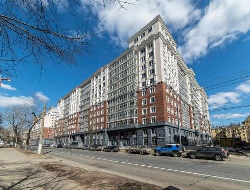 Торговая недвижимость Москва,  - Английский квартал ЖК - 0