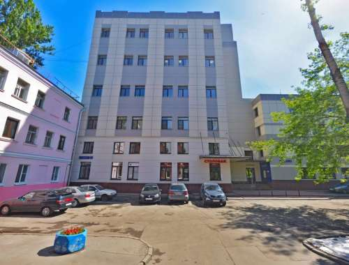 Офисная недвижимость Москва,  - Аптекарский пер. 4 стр. 2 - 2
