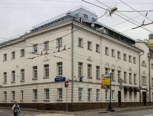 Офисная недвижимость Москва,  - Остоженка ул. 10 - 0