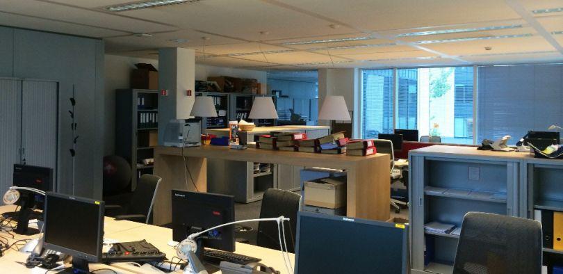 Bureau à louer à Anderlecht