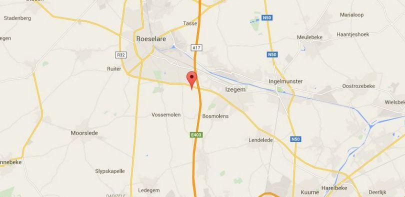 Bureau à louer à Roeselare