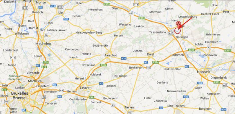 Industrie & Logistiek te huur Beringen