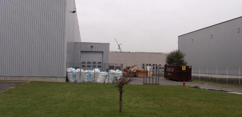 Industrial & Logistics to let Tournai