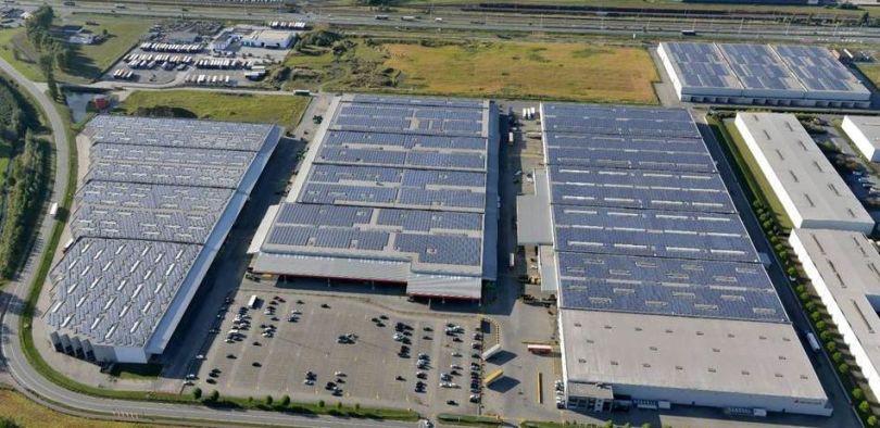 Industrial & Logistics to let Desteldonk