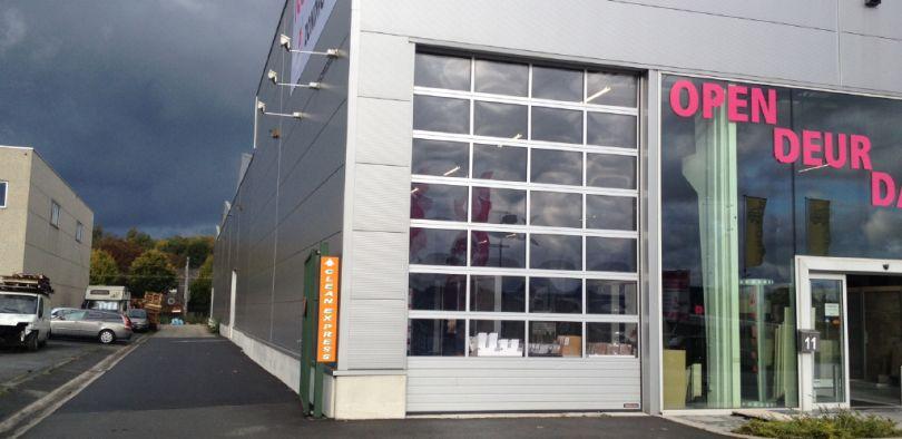 Industrie & Logistiek te huur Sint-Denijs-Westrem