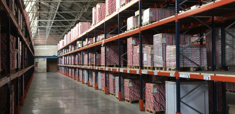 Industriel & Logistique à louer à Ghlin