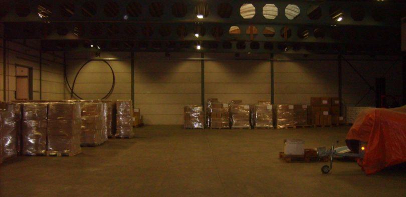 Industriel & Logistique à louer à Temse