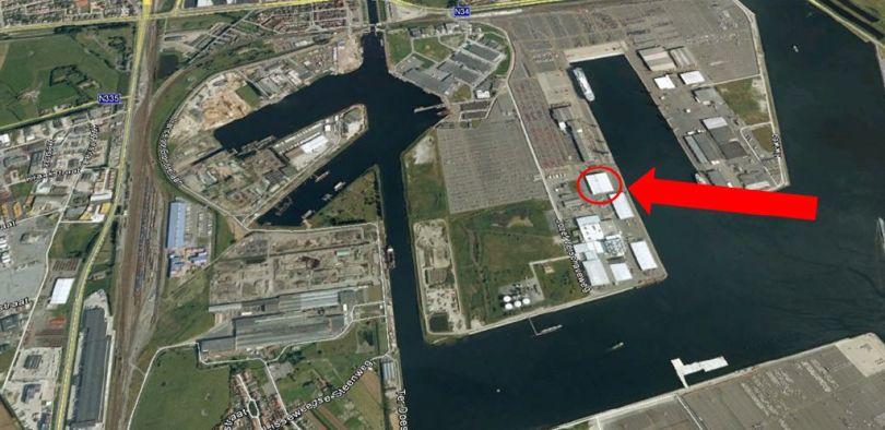 Industriel & Logistique à louer à Dudzele