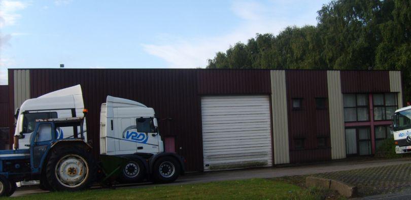 Industrie & Logistiek te huur Temse