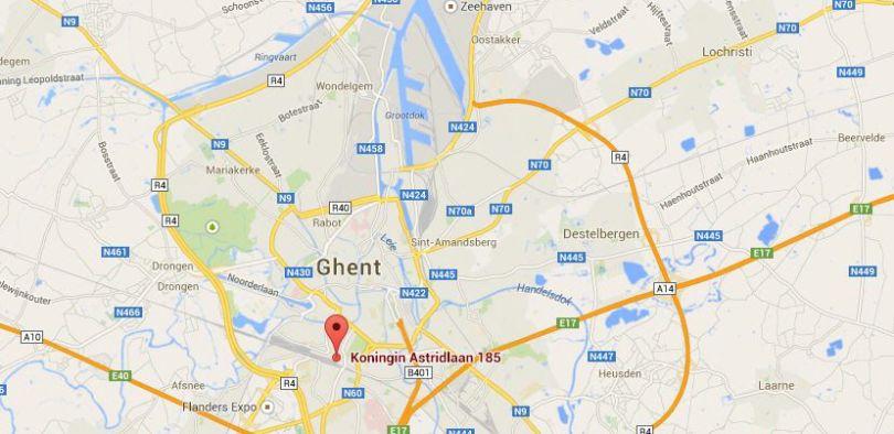 Kantoor te huur Gent