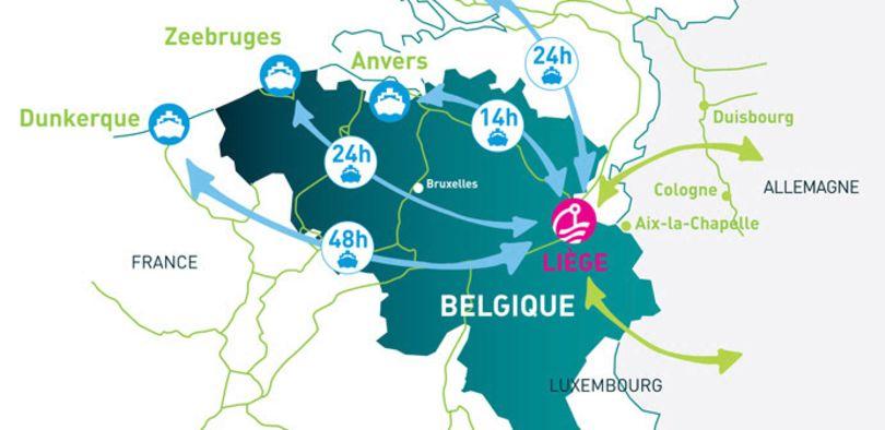 Industrial & Logistics to let Hermalle-Sous-Argenteau