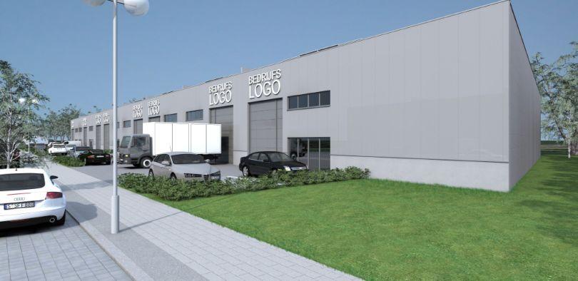 Industrial & Logistics for sale Affligem