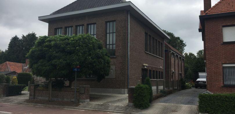 Office for sale Bassevelde