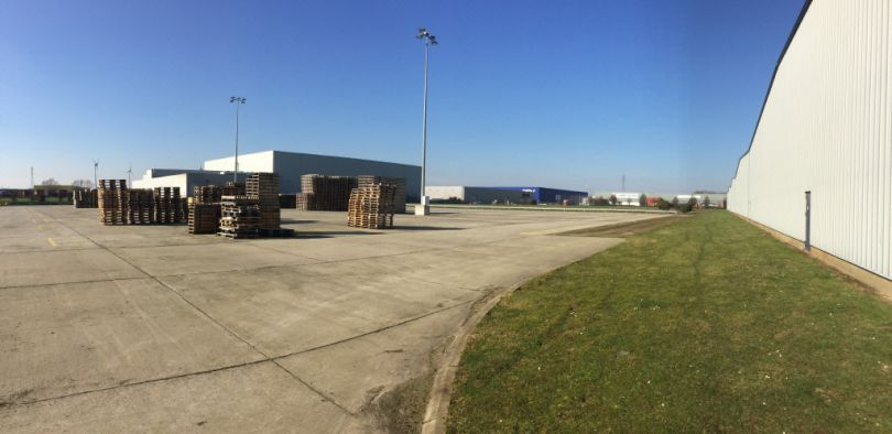Industriel & Logistique à louer à Puurs