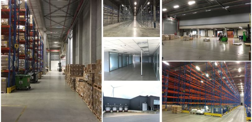 Industrial & Logistics to let Westerlo