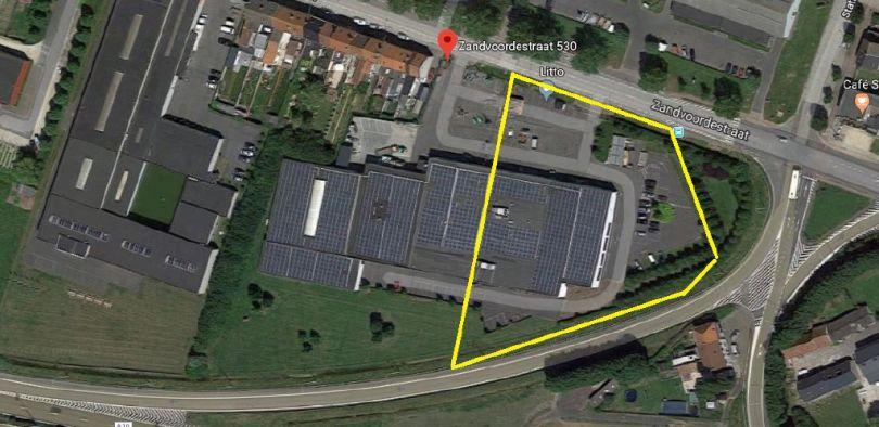 Industriel & Logistique à louer à Oostende