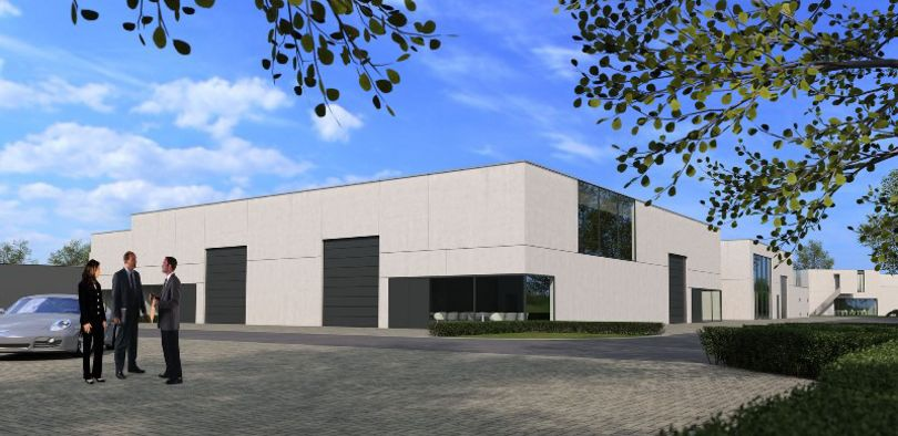 Industrial & Logistics for sale Turnhout