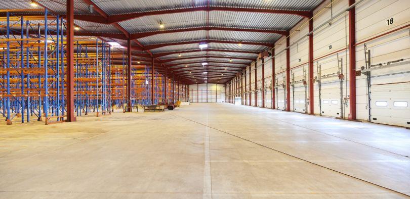 Industriel & Logistique à louer à Courcelles