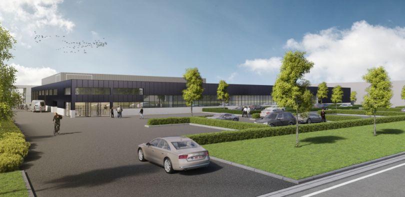 Industriel & Logistique à louer à Kuurne