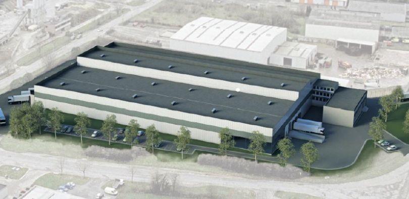 Industrie & Logistiek te huur Nivelles