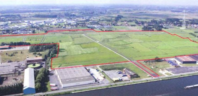 Industrial & Logistics for sale Evergem