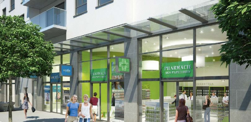 Retail to let Genval