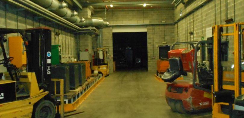 Industriel & Logistique à louer à Houdeng-Goegnies