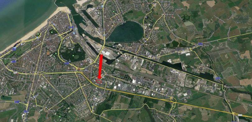 Industrie & Logistiek te koop Oostende