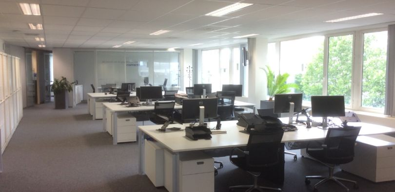 Office to let Berchem